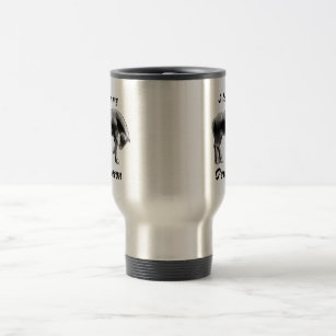 I love my percheron mug