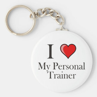 I love my Personal Trainer Key Chains