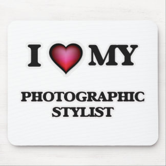 I love my Photographic Stylist Mouse Pad