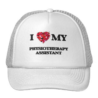 I love my Physiotherapy Assistant Cap