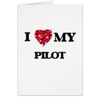 I love my Pilot Card