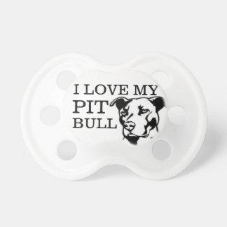 """""""I Love My Pit Bull"""" Dummy"""
