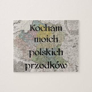 I love My Polish Ancestors | Custom Puzzle
