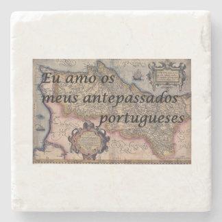 I Love My Portuguese Ancestors   Custom Coasters