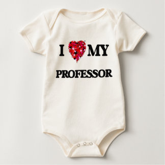 I love my Professor Baby Bodysuit