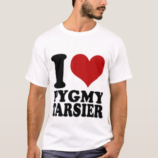 I love my Pygmy Tarsier t shirt