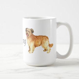 I Love my Pyrenean Shepherd Coffee Mug
