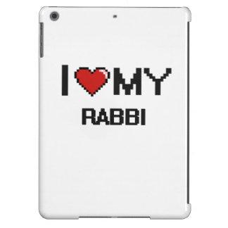 I love my Rabbi iPad Air Cases