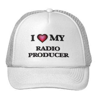 I love my Radio Producer Cap