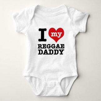 I love my Reggae Dancer Daddy Tshirts