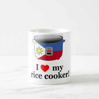 I Love My Rice Cooker Coffee Mug