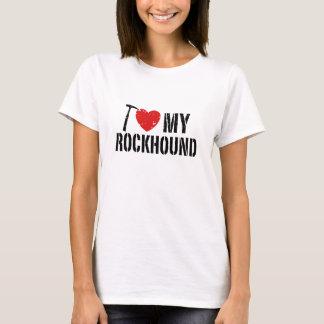 I Love My Rockhound T-Shirt