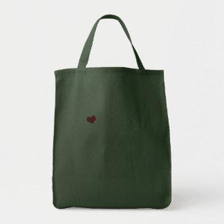 I Love My Rough Collie (Female Dog) Tote Bag