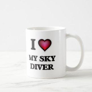 I love My Sky Diver Coffee Mug