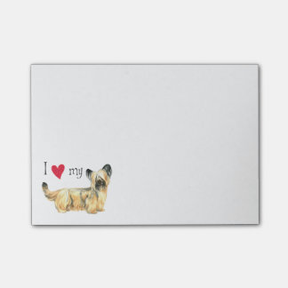 I Love my Skye Terrier Post-it® Notes