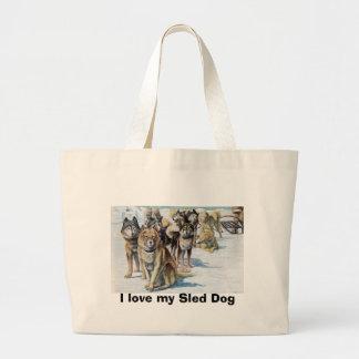 I love my Sled Dog Bag