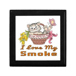 I Love My Smoke Gift Box