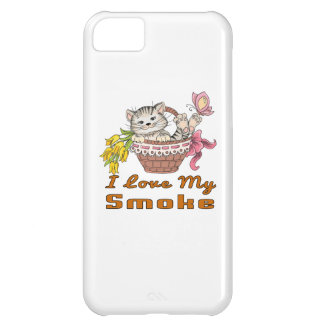 I Love My Smoke iPhone 5C Case
