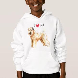 I Love my Soft Coated Wheaten Terrier