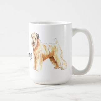 I Love my Soft Coated Wheaten Terrier Coffee Mug