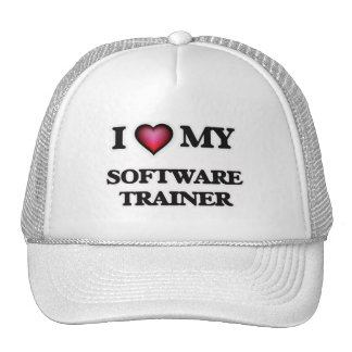 I love my Software Trainer Cap