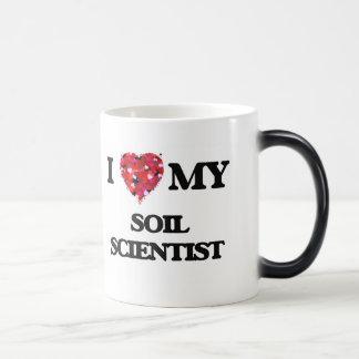 I love my Soil Scientist Magic Mug