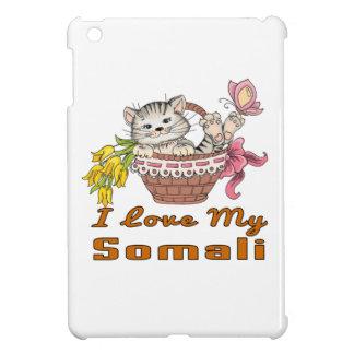 I Love My Somali Case For The iPad Mini
