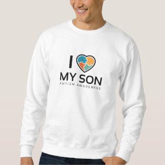 I Love My Son Sweatshirt