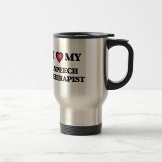 I love my Speech Therapist Travel Mug