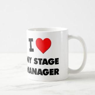 I love My Stage Manager Coffee Mug