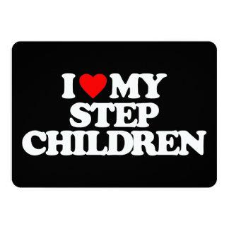 I LOVE MY STEP CHILDREN CUSTOM INVITE