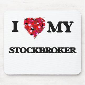 I love my Stockbroker Mouse Pad