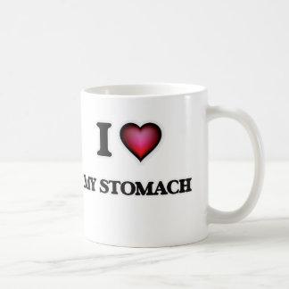 I love My Stomach Coffee Mug