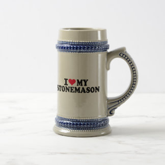 I love my Stonemason Mug