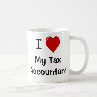 I Love My Tax Accountant Loves Me Coffee Mug
