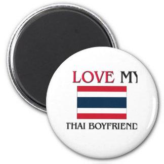 I Love My Thai Boyfriend Magnet