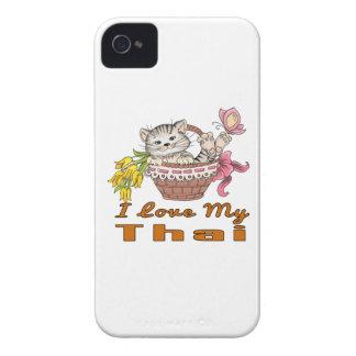 I Love My Thai iPhone 4 Case-Mate Case