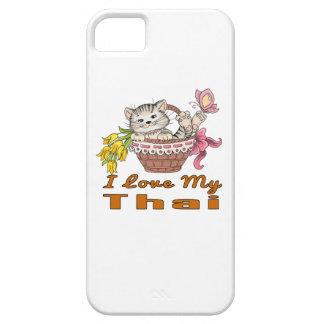 I Love My Thai iPhone 5 Cases