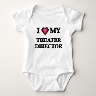 I love my Theater Director Baby Bodysuit