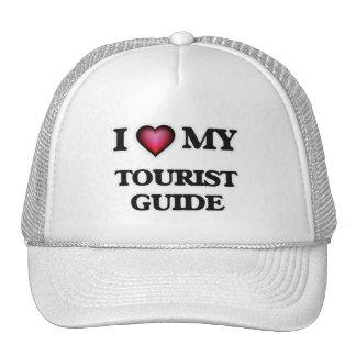 I love my Tourist Guide Cap