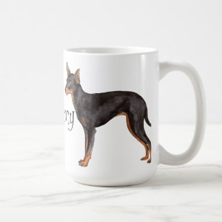 I Love my Toy Manchester Terrier Coffee Mug