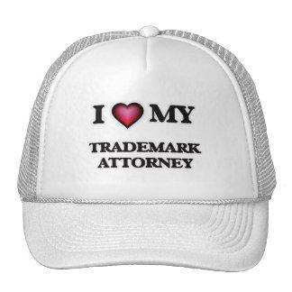 I love my Trademark Attorney Cap