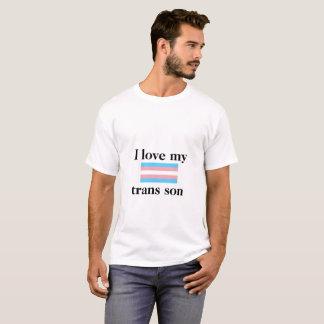 I Love My Trans Son Shirt