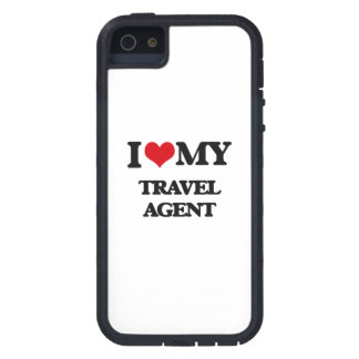 I love my Travel Agent Case For iPhone 5