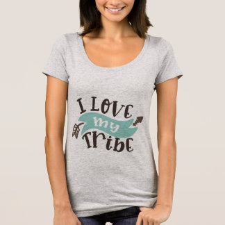 I Love My Tribe T-Shirt