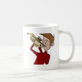 I love my trumpet-Mug Coffee Mug