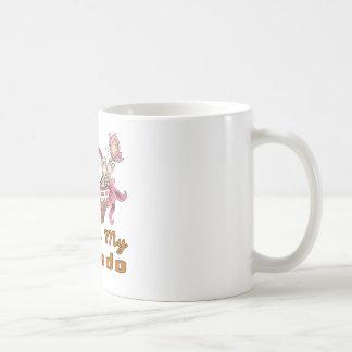 I Love My Tuxedo Coffee Mug