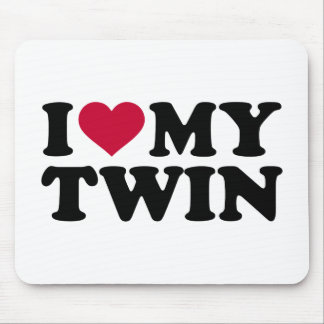 I love my twin mousepads