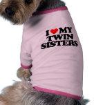 I LOVE MY TWIN SISTERS