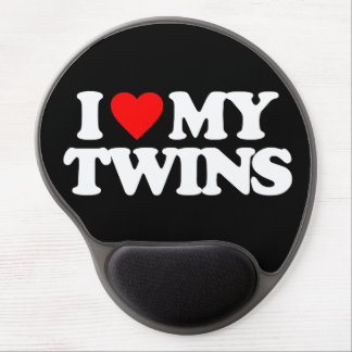 I LOVE MY TWINS GEL MOUSE MAT